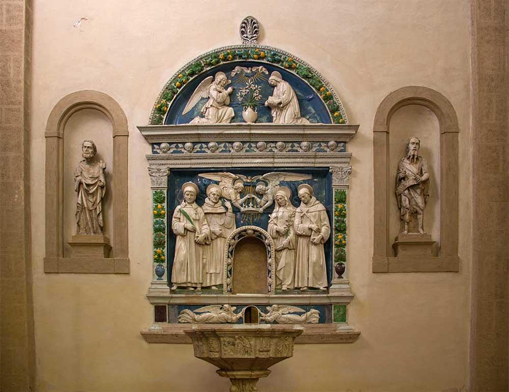 Сата Мария Ассунта кафедральный собор Монтепульчано