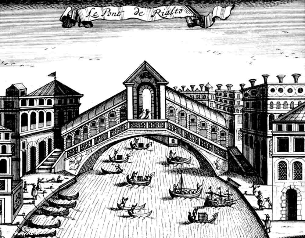 Мост Римальто XI век
