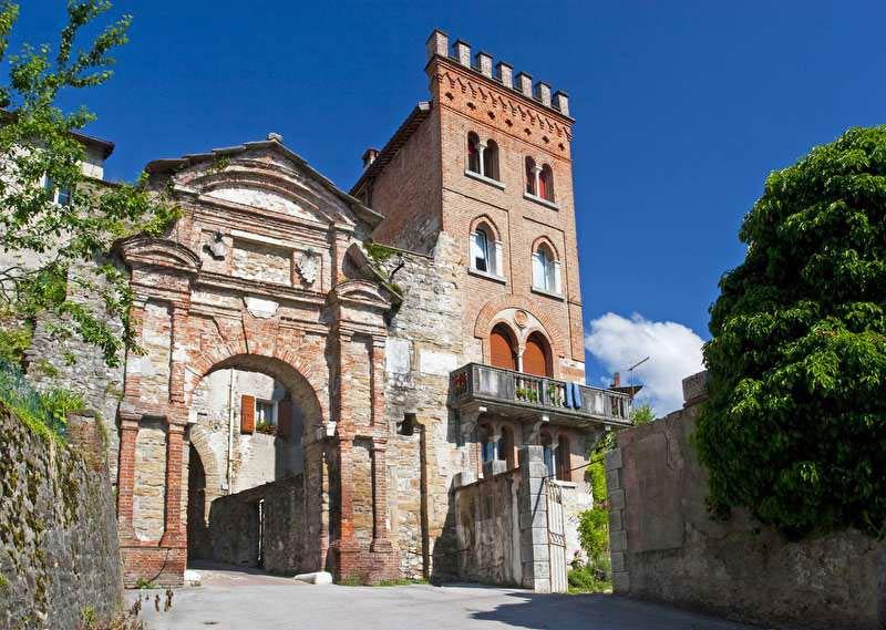 Беллуно - старые городские ворота - Porta Rugo