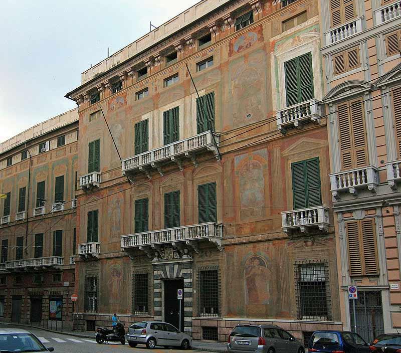 Palazzo Interiano Pallavicini