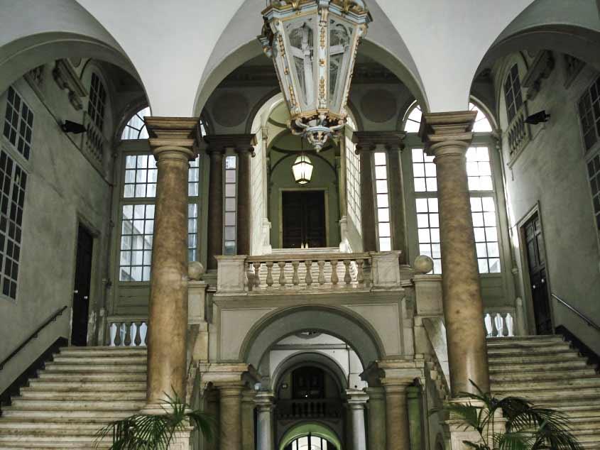 Palazzo Lomellini Doria Lamba