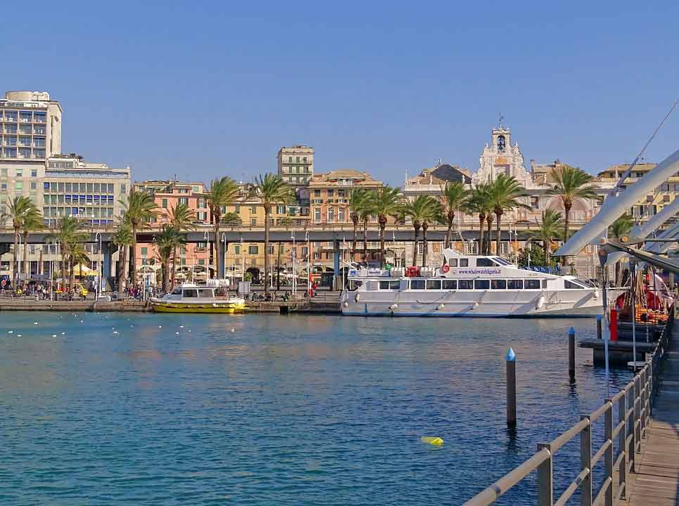 Старый порт Генуи, или Порто Антико – развлечения для детей и взрослых