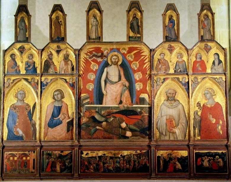 Niccolo di Segna. 1348