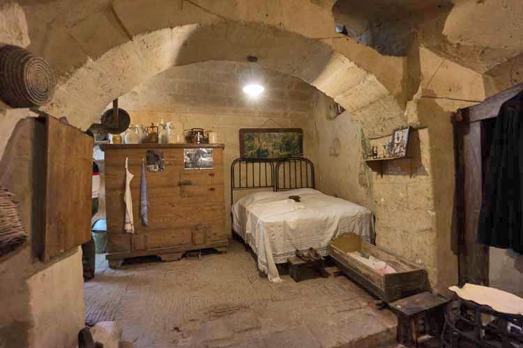 Дома-музеи Матеры - путешествие в прошлое