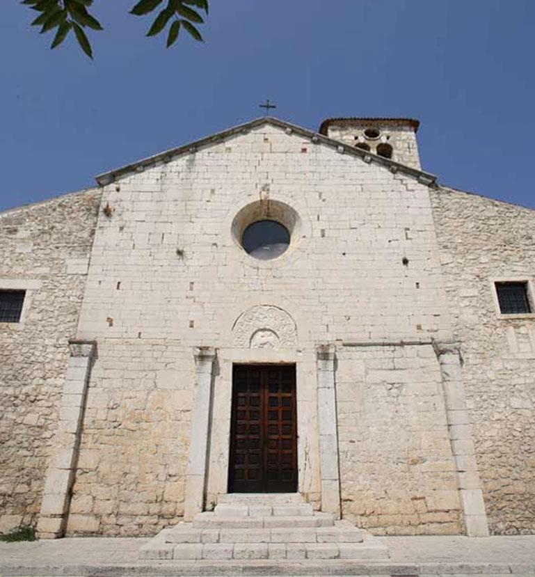 Церковь святого Георгия в Кампобассо – храм на руинах античного святилища