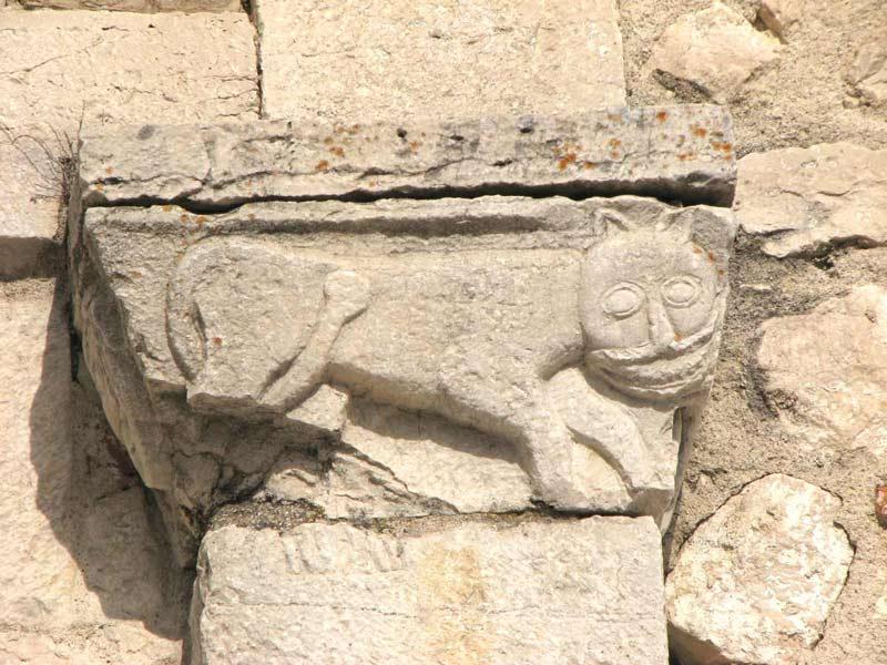 Храм Святого Георгия Кампобассо деталь