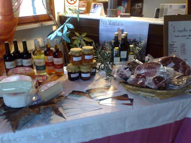 Тоскана сельский туризм местные продукты