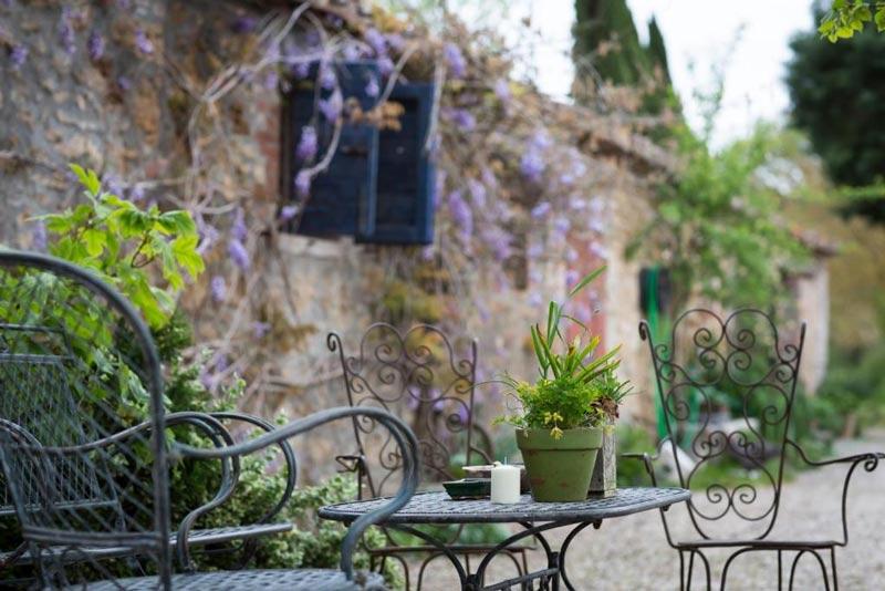 Агротуризм Тоскана сад