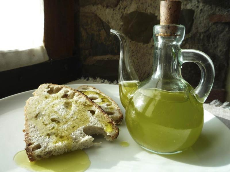 Агротуризм Тоскана оливковое масло домашнее