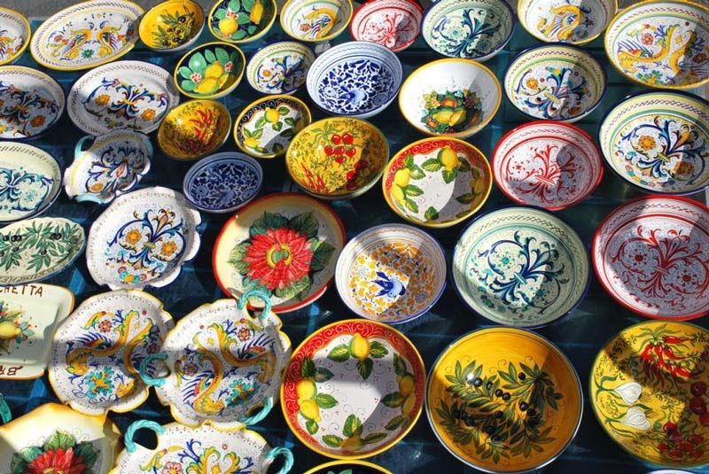 умбрийская керамика дерута