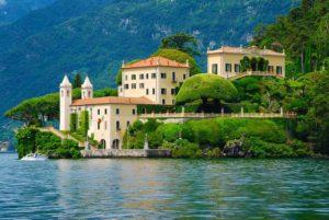 Озеро Комо, Италия: сказочные панорамы, шикарные виллы и экзотические сады