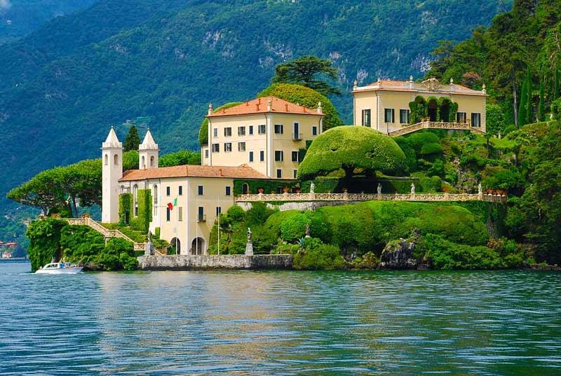 Озеро Комо: как добраться из Милана
