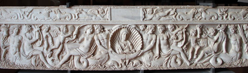Музей-лапидарий Маффеи в Вероне
