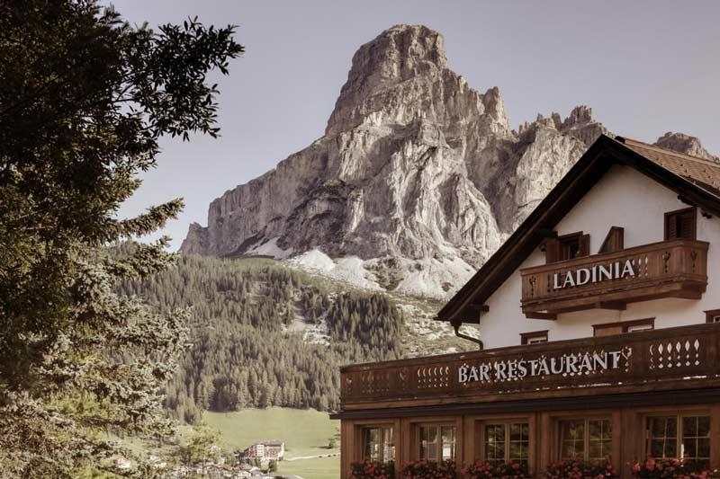 Альта Бадия - горнолыжный курорт в Италии