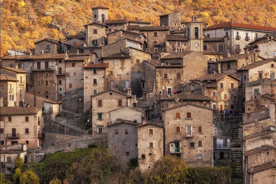 Самые красивые борги Абруццо, которые стоит увидеть