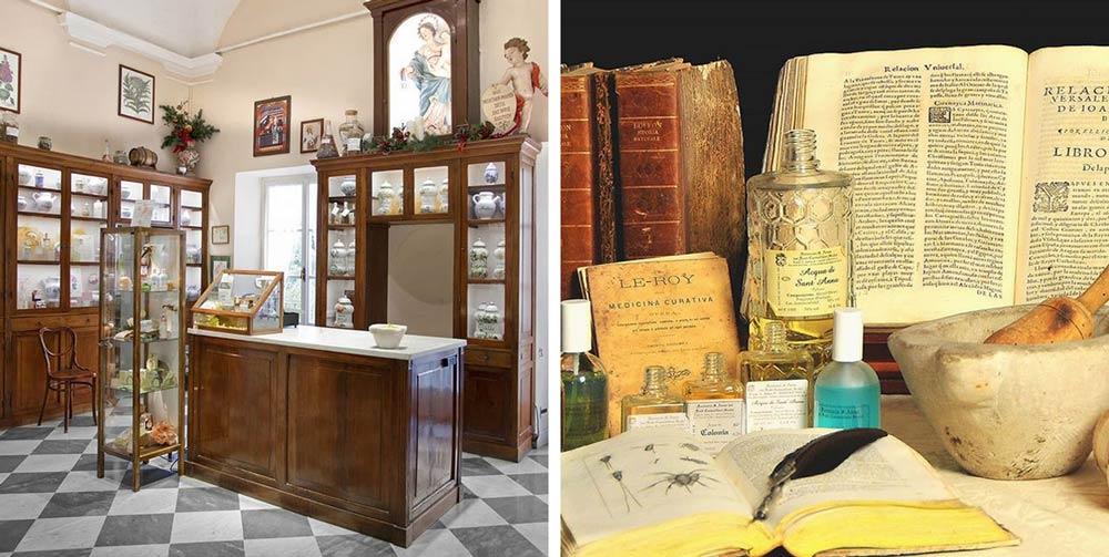Античные лавки Генуи: путеводитель по традициям