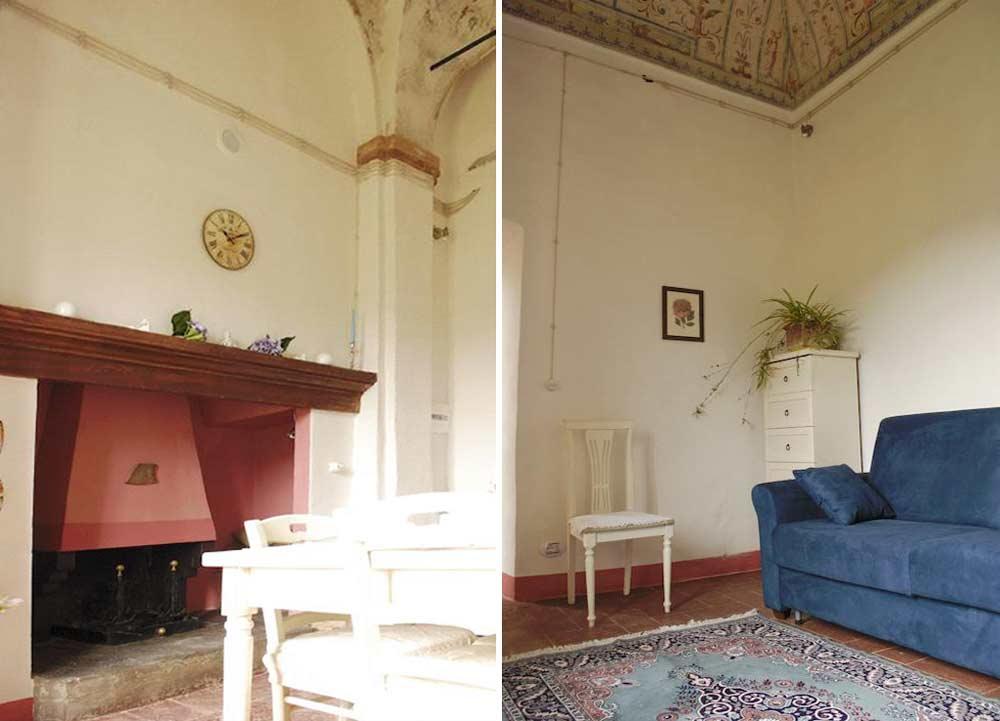 Отели Умбрии: аббатства и монастыри