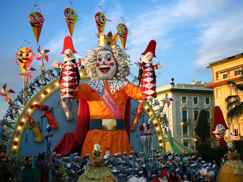 Лучшие карнавалы в Италии – топ 10