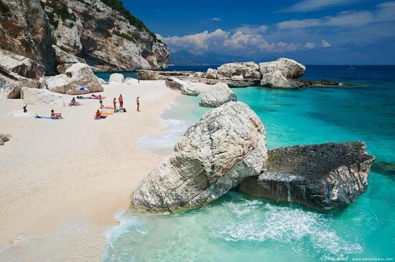 Пляжи с голубым флагом в Италии