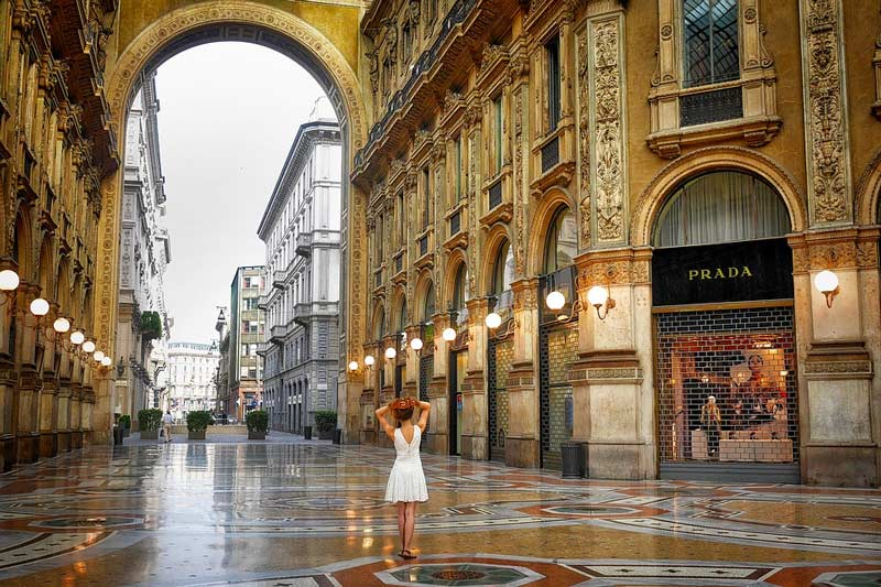 Шоппинг в Милане: бутики и торговые улицы