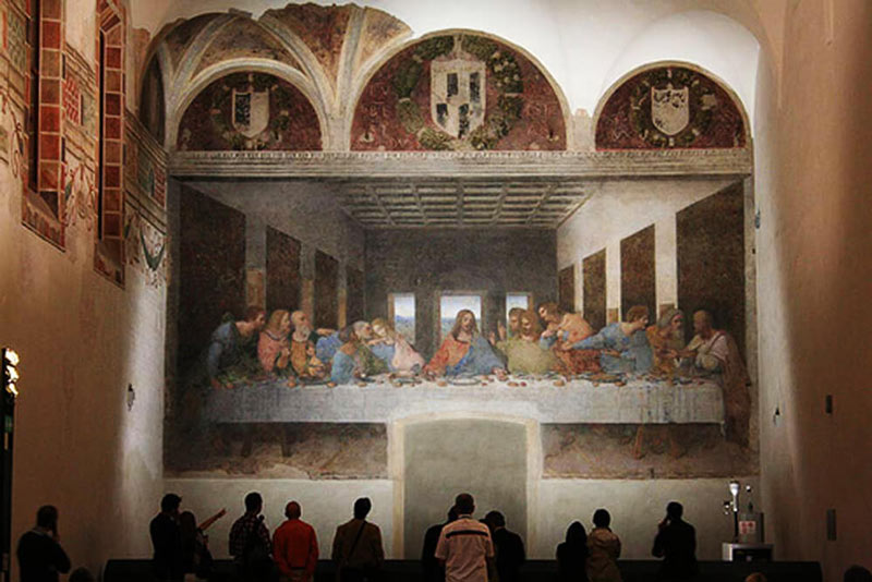 Тайная вечеря Леонардо да Винчи: описание, билеты