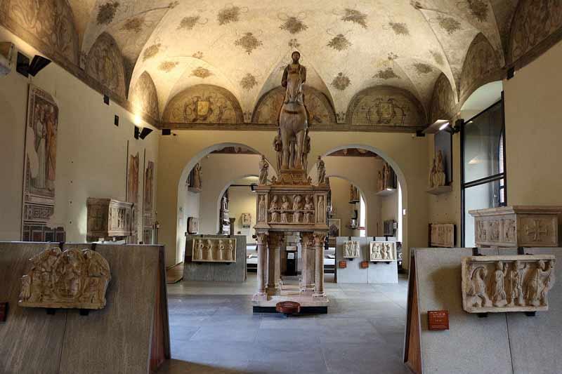 Замок Сфорца в Милане: музеи, билеты, сайт, часы работы, фото