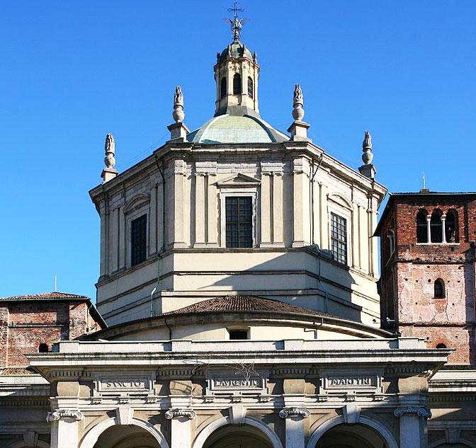 Сан Лоренцо Маджоре Милан