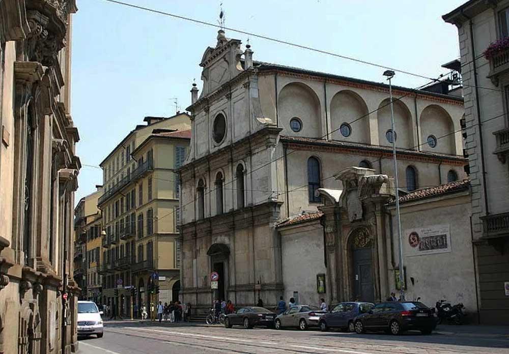 Сан Маурицио Милан