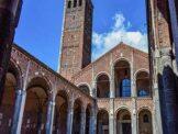 базилика святого амвросия , базилика Сант Амброджио