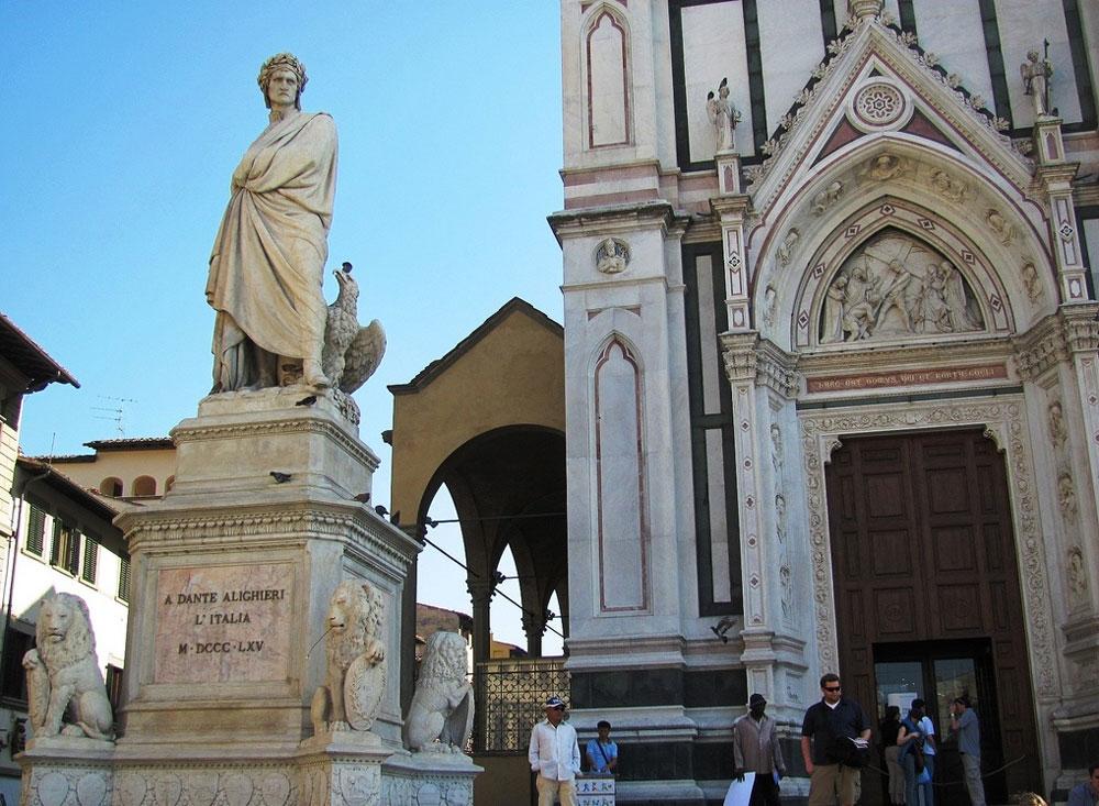 Санта Кроче Флоренция