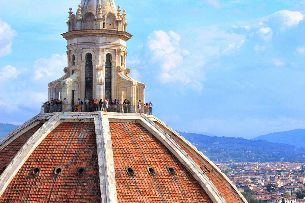 Купол Брунеллески , купол Санта Мария дель Фьоре , купол Дуомо Флоренция