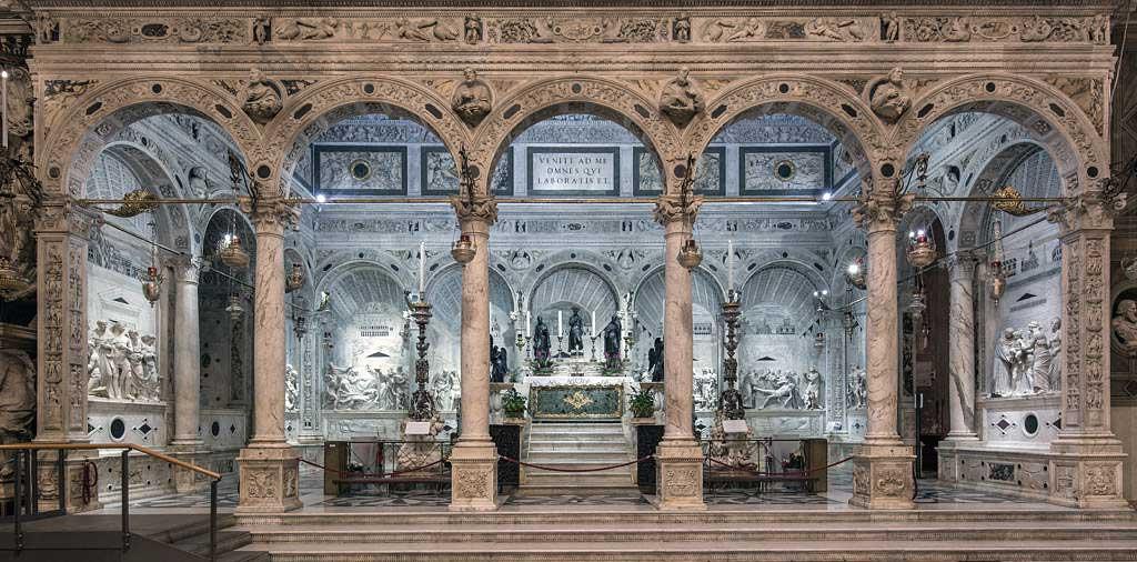 Церковь Святого Антония в Падуе