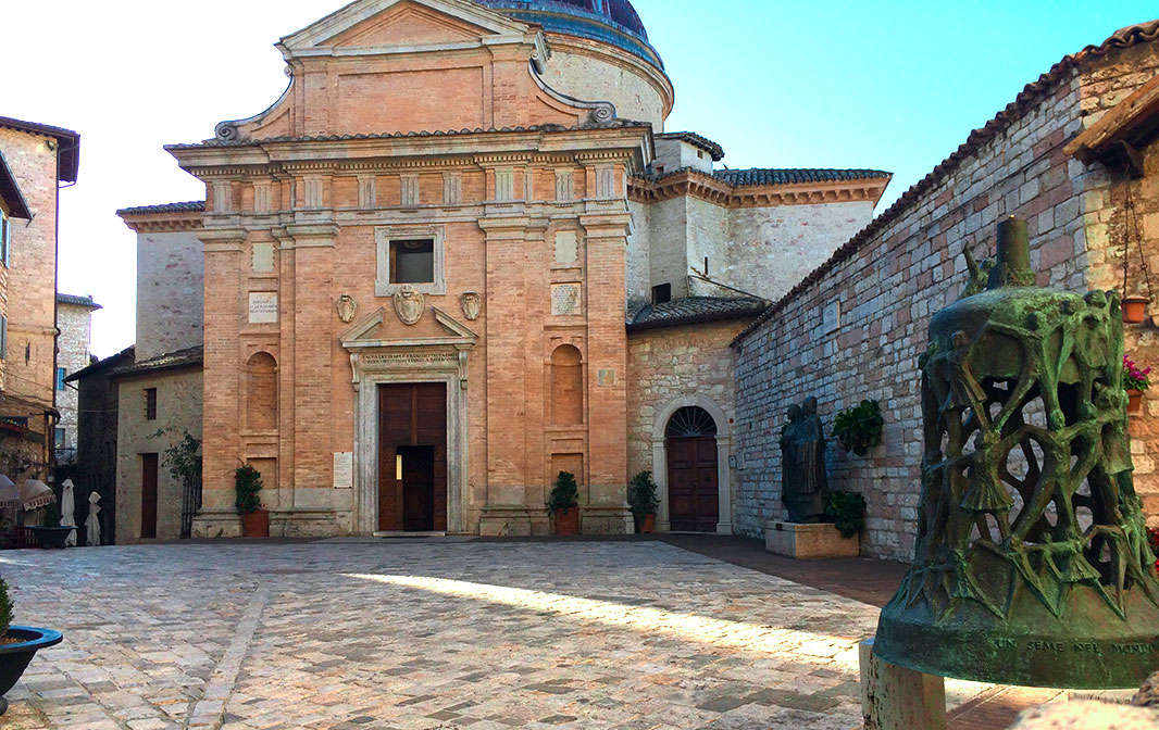 Церковь Нуова ассизи