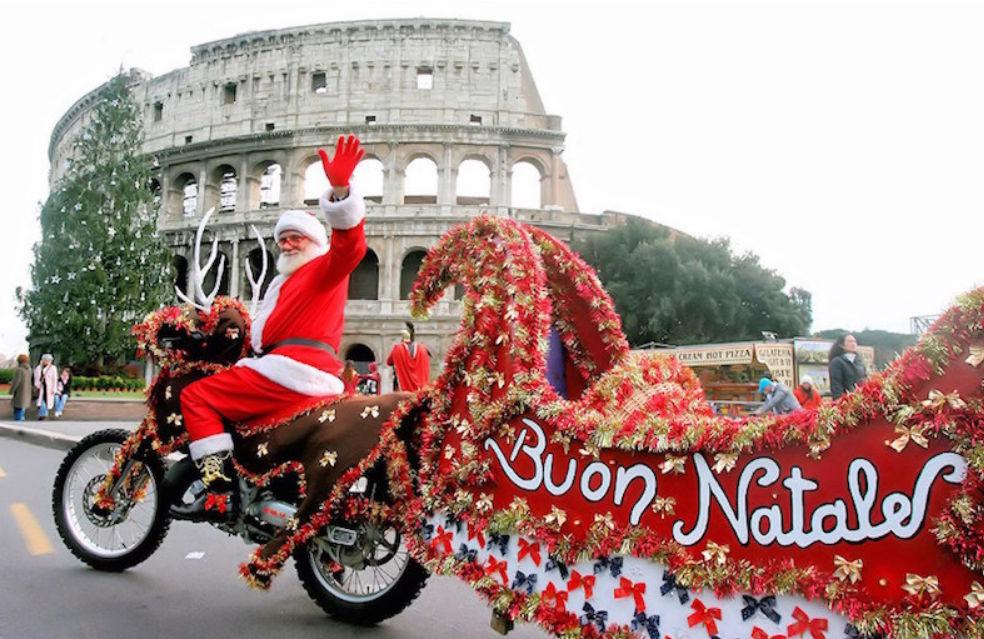 баббо натале, рождество в италии, как празднуют рождество в италии
