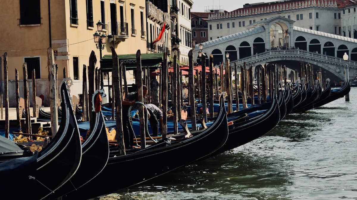 гондола венеция, венецианская гондола