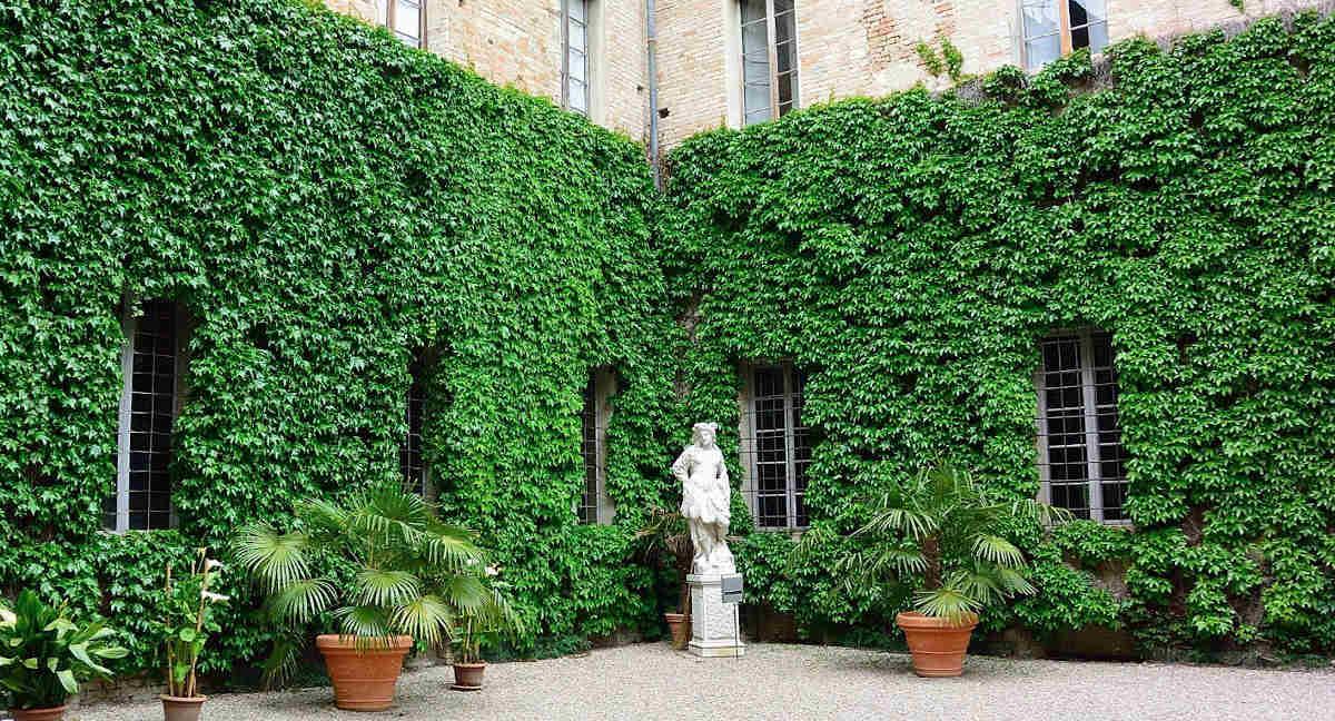 замки италия, замки парма, рокка ди соранья