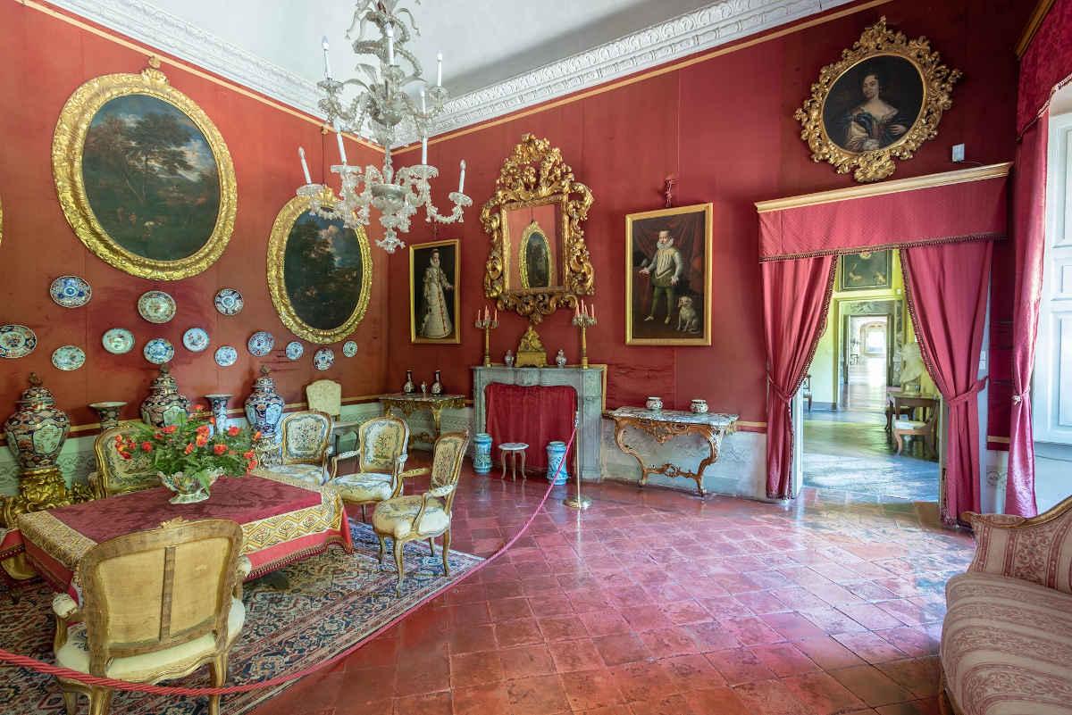 замки италии, рокка мели лупи, замки парма