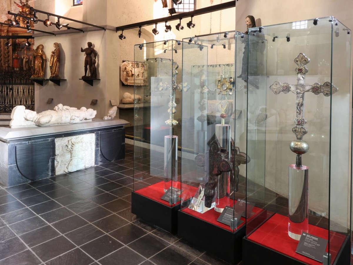 музей сокровищ аоста