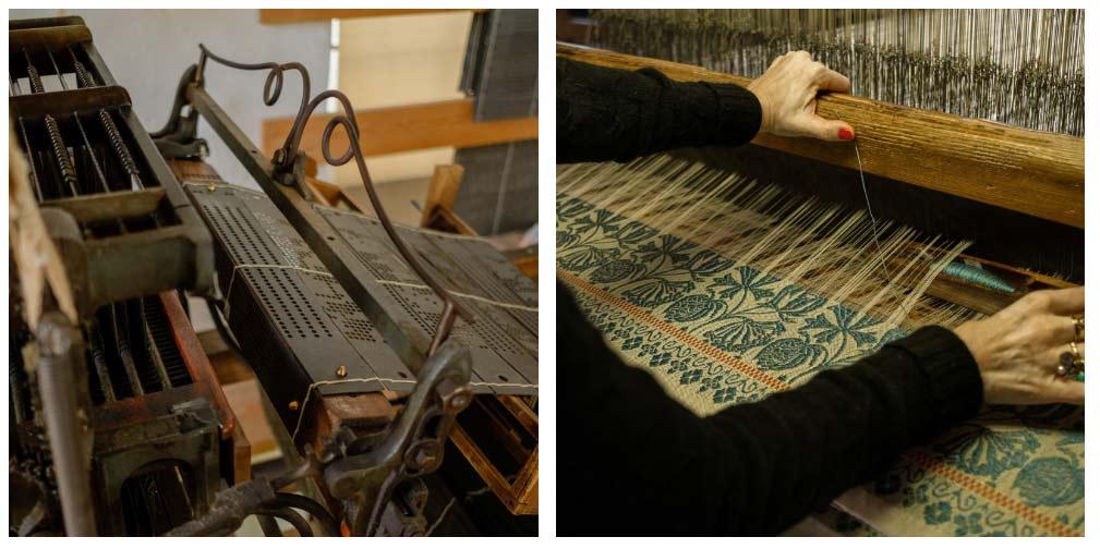 Музей текстиля лаборатория мастерская Brozzetti