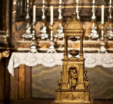 Капелла Святого Кольца
