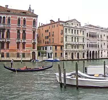 Гранд Канал, Венеция: онлайн камера