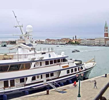 Залив Сан Марко, Венеция: онлайн камера