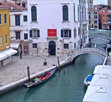 Сестьере Дорсодуро, Венеция: онлайн камера