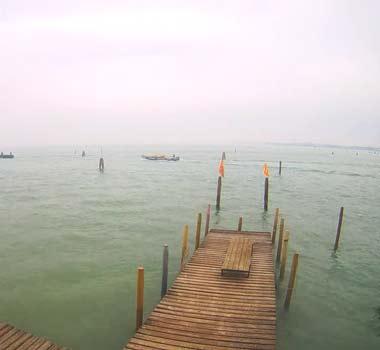 Венецианская лагуна, север: камера онлайн